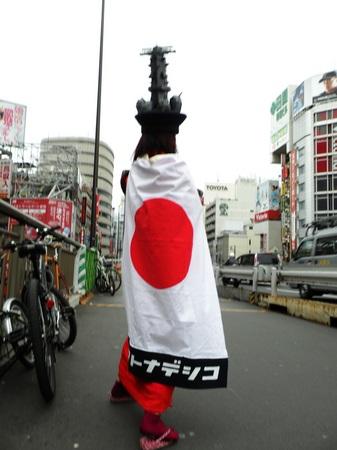 ヤマトナデシコ In 新宿-甲州街道を行く